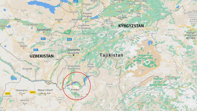 Taliban captures Afghanistan's main Tajikistan border crossing - AKIpress  News Agency