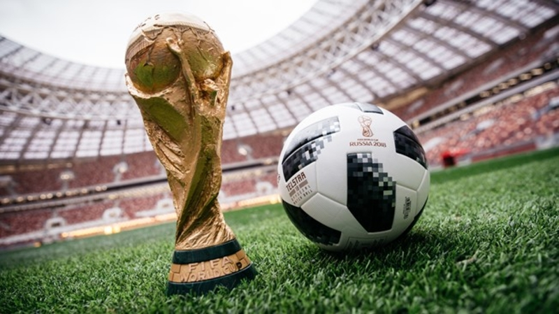 FIFA World Cup Trophy visited 50 countries, now in Moscow