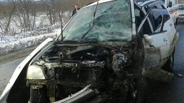Two die after crossover overturned in Issyk-Kul region - AKIpress