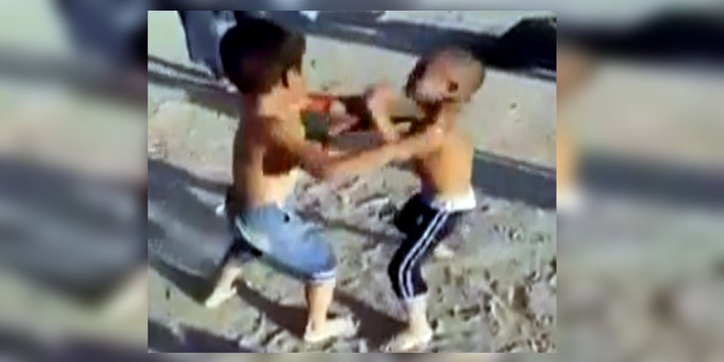 COM - Court in Osh handed two men 2 years of suspended prison sentence for  forcing their little boys into brutal fist fighting in Osh, after the video  of ...