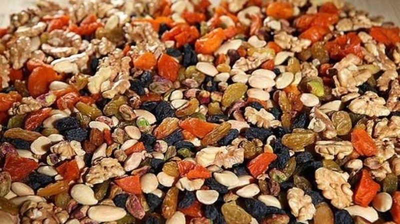 Kyrgyzstan's export growth driven by exports of dried fruits