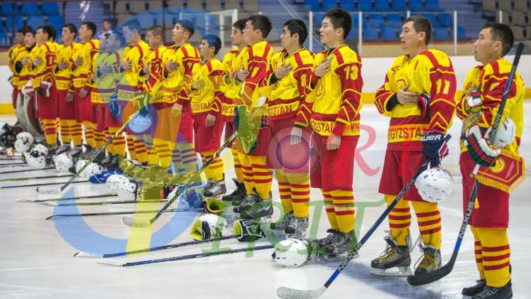 2020 Winter Olympic Teams.Kyrgyzstan National Hockey Team To Play In Qualifying Round