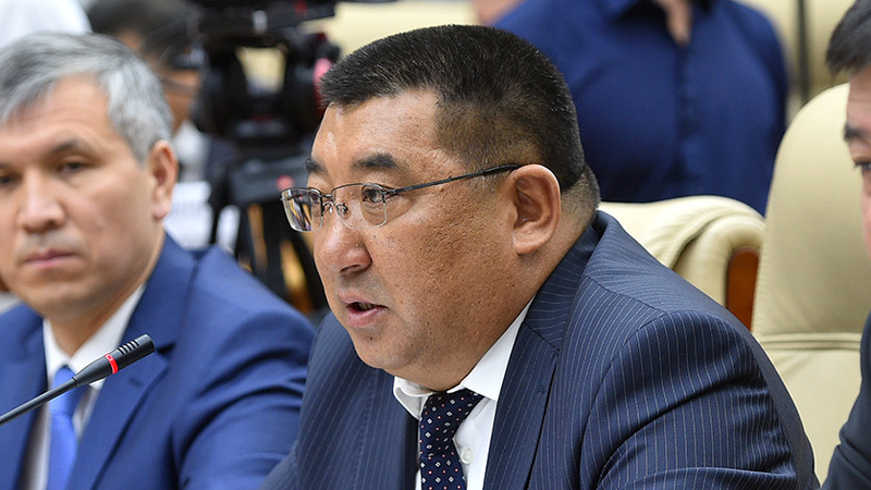 Resignation of Governor of Naryn region accepted, former mayor appointed in replacement