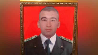 Warrant Officer Ravshan Muminov killed during armed Kyrgyz-Tajik border incident