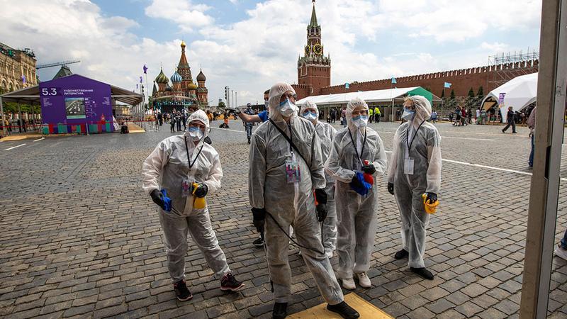 Russia passes 6 million coronavirus cases