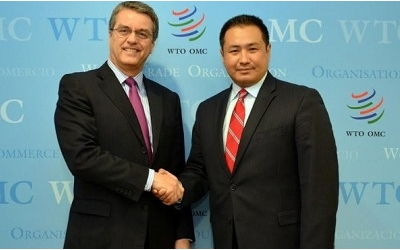 kazakhstan s rough road to wto accession Kazakhstan's wto membership legitimizes the wto's rule-of-law trading system in a part of the world where it is not yet fully embraced it is the final piece of the puzzle that expands us trade.