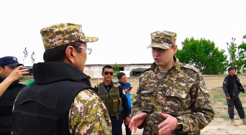 Government taskforce ends mission in Batken